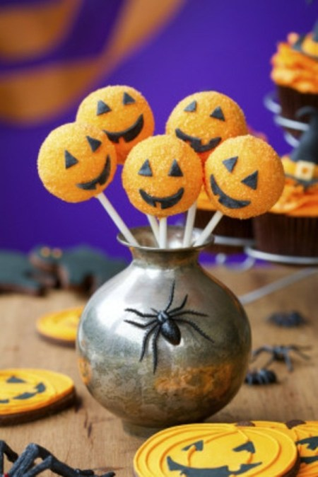 Idées de buffet sucré d'halloween
