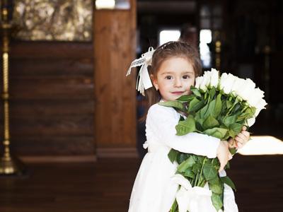 les enfants et le baptême