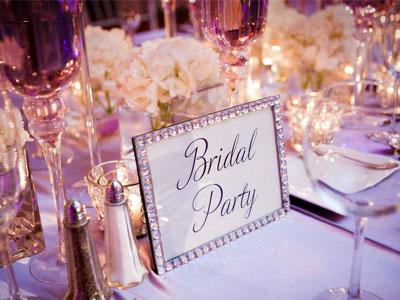Comment Choisir Des Noms De Table Pour Votre Reception