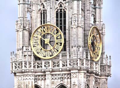 horloge de clocher