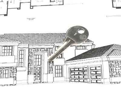 pendaison de crémaillère pour une nouvelle maison
