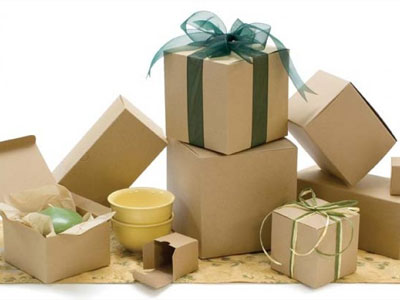 cartons de déménagement et cadeaux de pendaison de crémaillère
