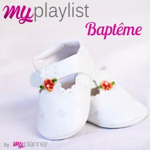 playlist bapteme