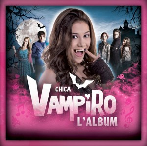 La playlist Chica Vampiro