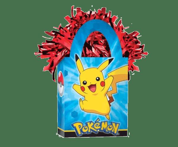 cadeau d'invités pour un anniversaire pokemon