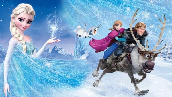 poster de la reine des neiges disney