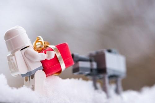 Cadeaux d'invités Lego et pochettes surprise d'anniversaire