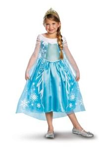 Déguisement reine des neiges Elsa