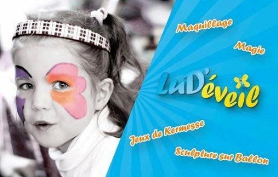 ludeveil l'agence d'animation des fetes et anniversaires pour enfants