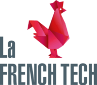 Logo du coq rouge de la French Tech