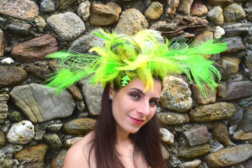 Le plus beau chapeau de Catherinettes 2018 réalisé par Sophie Chavigneau