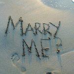 Les plus belles demandes en mariage dans l'intimité