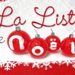 Préparez une liste de Noël en un temps record...