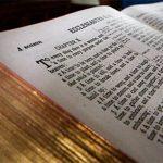 Textes et prières du baptême religieux