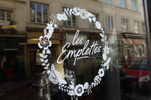 Les Emplettes Pop Up Store