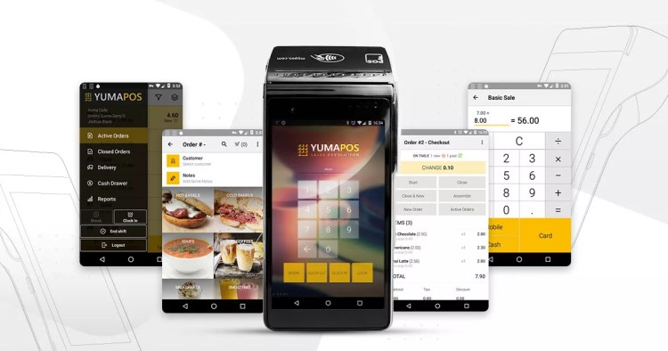 myPOS partners with Yumapos to provide retail & hospitality