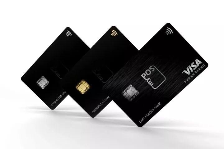cartes VISA business