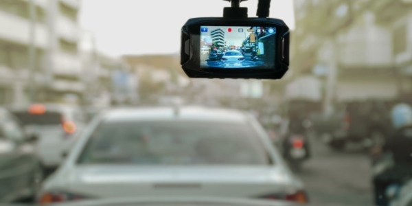 BlackVue Dashcam Tracks Drivers