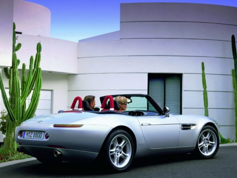 20 years of BMW Z8 4