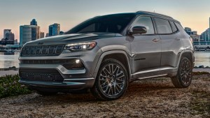 2022 Jeep Compass gets a refresh with a much sharper interior