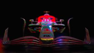 Formula One offers glimpse of the future with next season's car