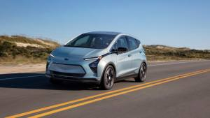 GM warns some Chevy Bolt owners to park outdoors after two car fires
