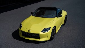 Nissan Z NISMO to debut in 2022, spawn GT4 race car