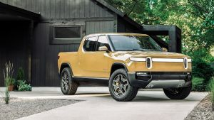 Rivian negotiating with British government for UK factory
