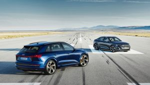 2022 Audi E-Tron S priced at $85,895, goes 208 miles on a charge