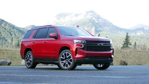 2022 Chevrolet Tahoe and Suburban increases access to the 6.2-liter V8