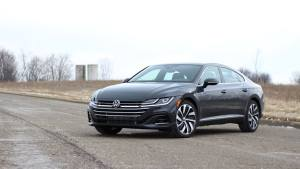 2022 Volkswagen Arteon gets a big power boost and adds the DSG