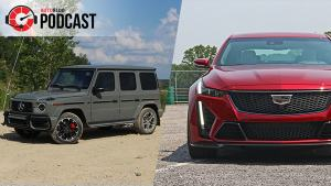 Blackwings, a G 63 gets dirty and a wave of rad-era nostalgia | Autoblog Podcast #693
