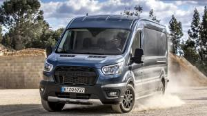 Ford could bring the Raptor-inspired Transit Trail to America