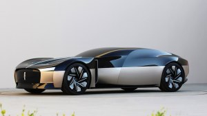 Lincoln Anniversary Concept is the future looking at the past