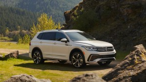 Refreshed 2022 Tiguan priced at $27,190, a $750 increase