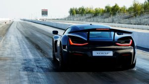 Rimac Nevera claims quickest production car with new quarter-mile time