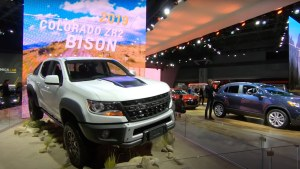 The 2021 New York Auto Show is cancelled due to Covid-19, again
