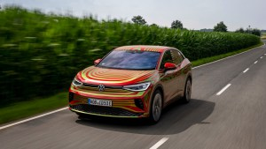 VW ID.5 GTX, the ID.4's sexier sibling, to be revealed at Munich show