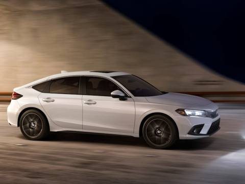 2022 Honda Civic Hatchback priced and headed to dealers now