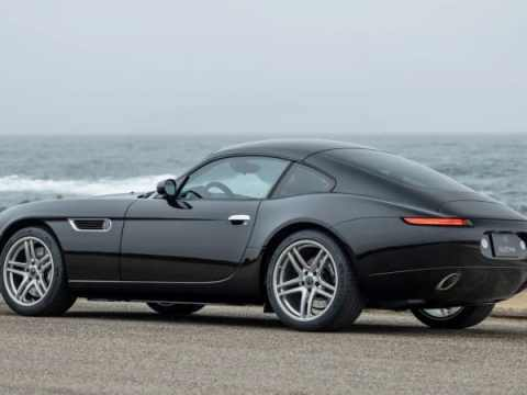 BMW Z8 coupes from this shop are prettier than the original roadster