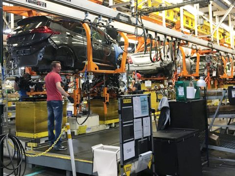 Chevy Bolt battery production resumes; battery replacements get priority