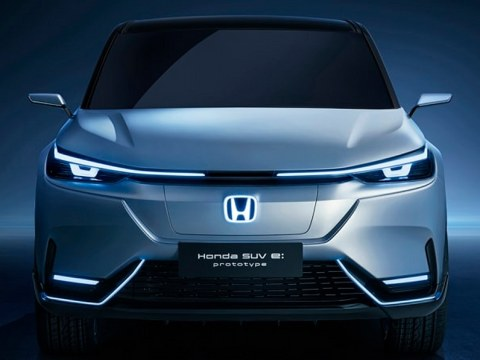 Honda targets 70,000 annual Prologue EV SUV sales in U.S. from 2024