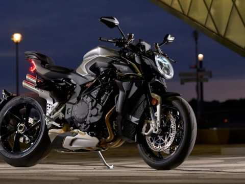MV Agusta makes the exotic Brutale 1000 a little more accessible