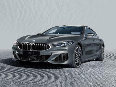 bmw 8 series Gran coupe collector edition 04