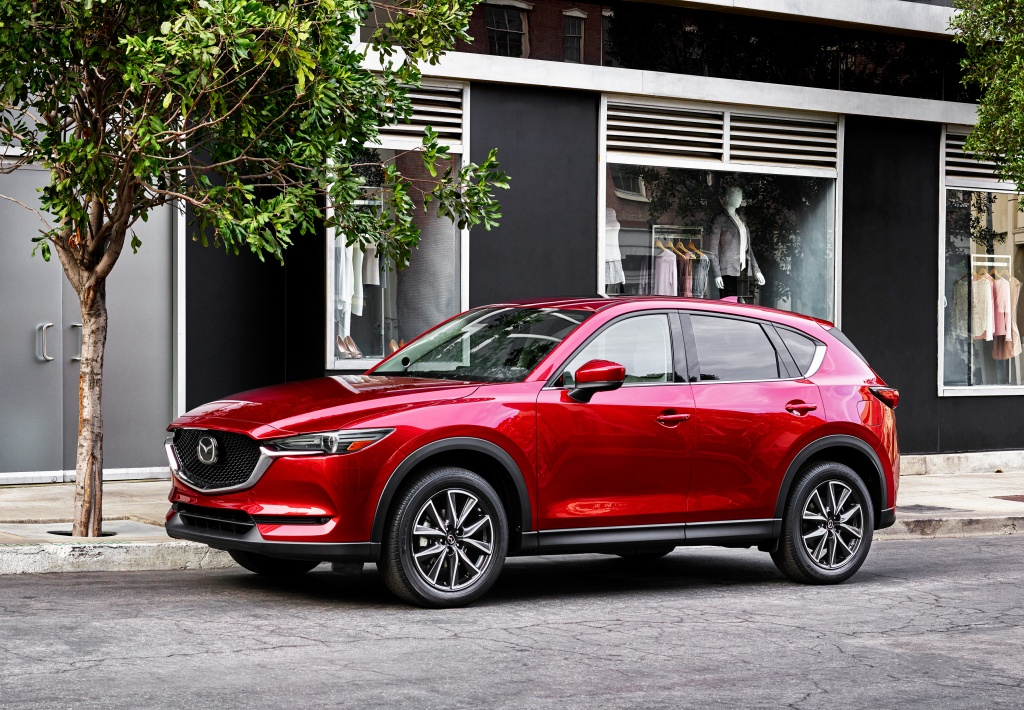 Mazda S Cx 5 Compact Crossover Will Get A Complete