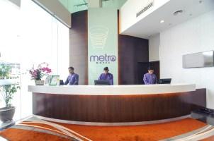 Metro Hotel - Bukit Bintang