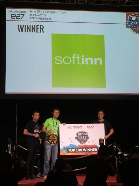 Softinn - Best Startup