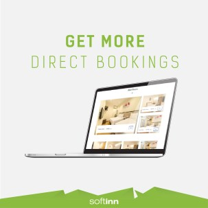 Get more direct bookings on your official website