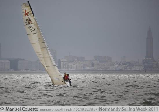 Normandy Sailing Week 2011 - Le Havre