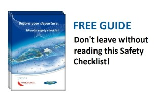 Free Guide: 10-point safety checklist before sailing
